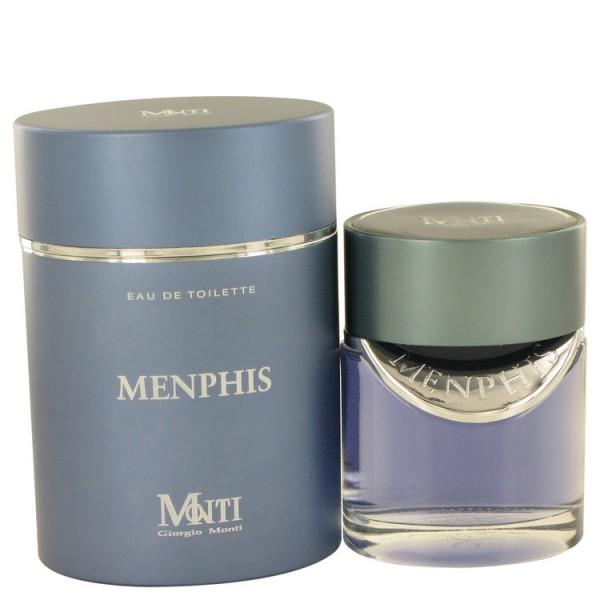 Giorgio Monti - Menphis : Eau de Toilette Spray 3.4 Oz / 100 ml