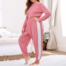 Schlafanzug Set mit Einsatz