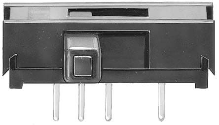 KNITTER-SWITCH Switch miniature slide on-on-on  RA (5)