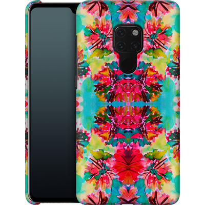Huawei Mate 20 Smartphone Huelle - Tropical Floral von Amy Sia