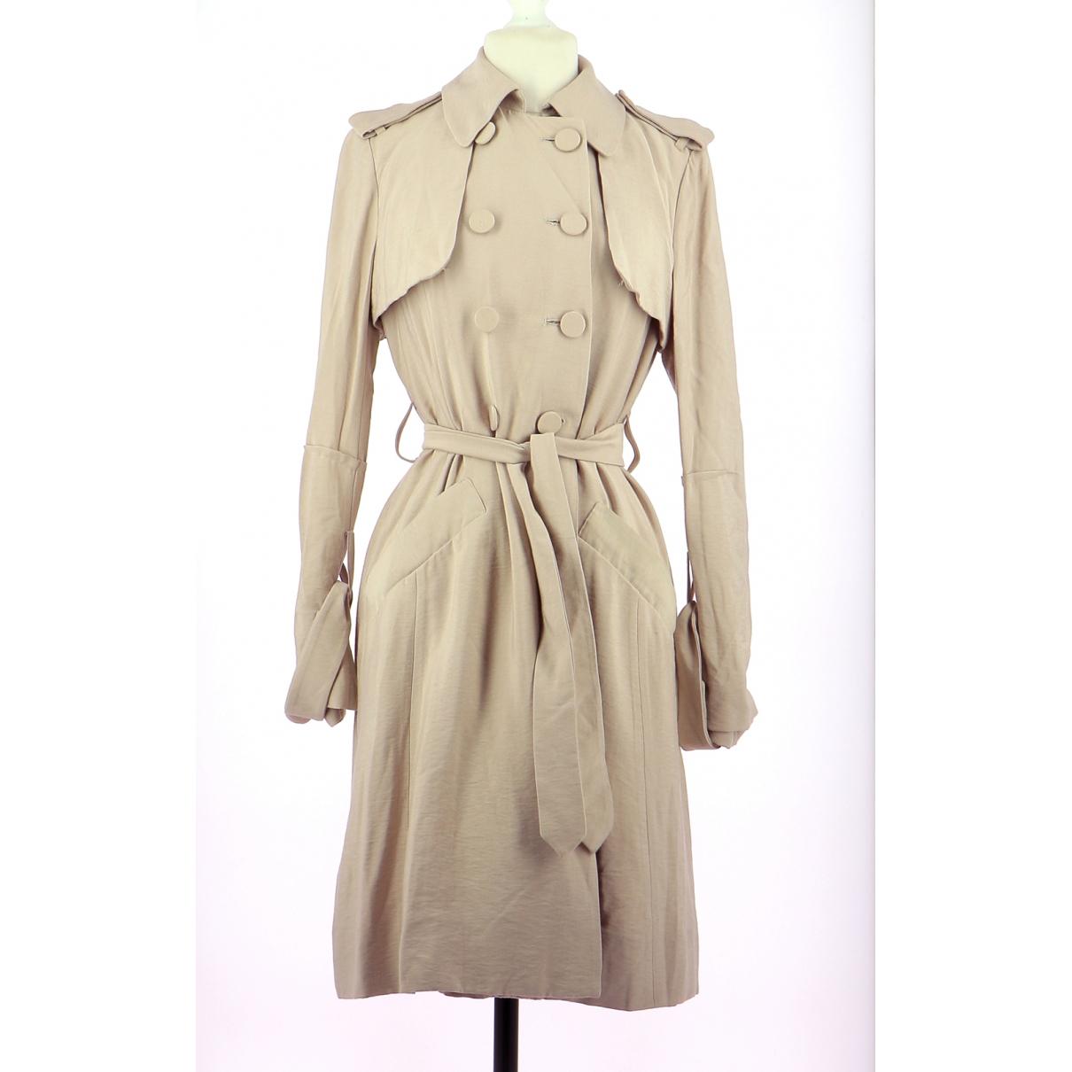Bcbg Max Azria \N Beige jacket for Women 34 FR