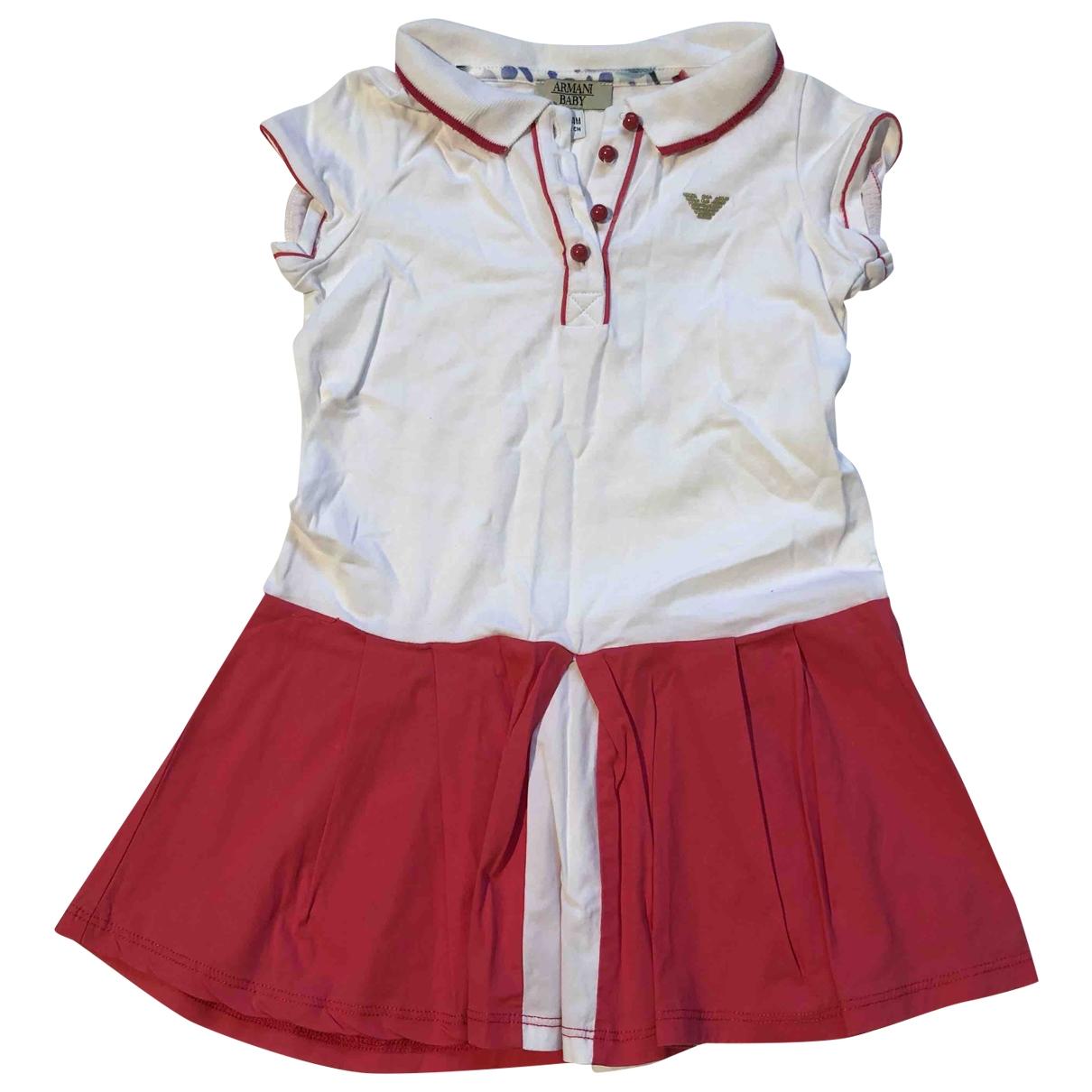 Armani Baby \N Kleid in Baumwolle