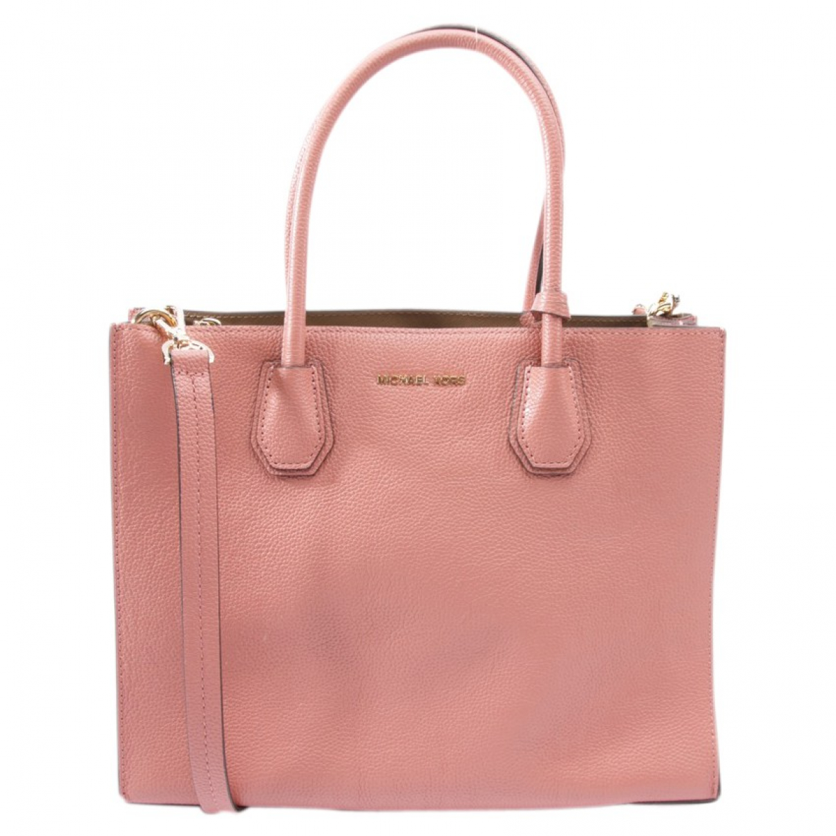 Michael Kors \N Pink Leather handbag for Women \N