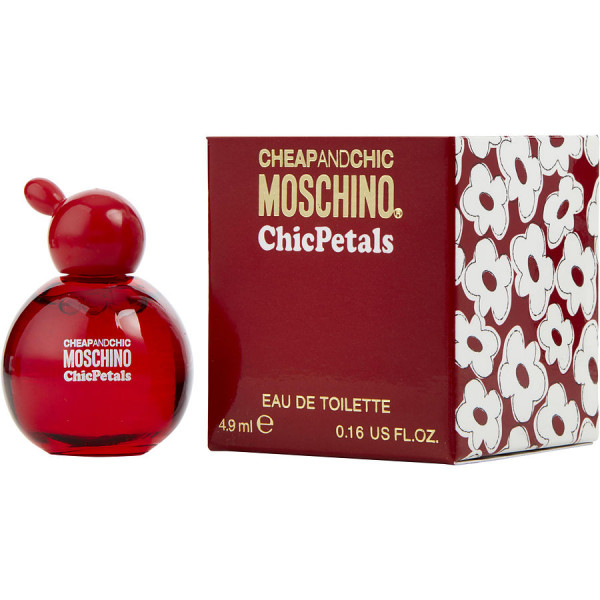 Cheap & Chic Chic Petals - Moschino Eau de Toilette 4 ml