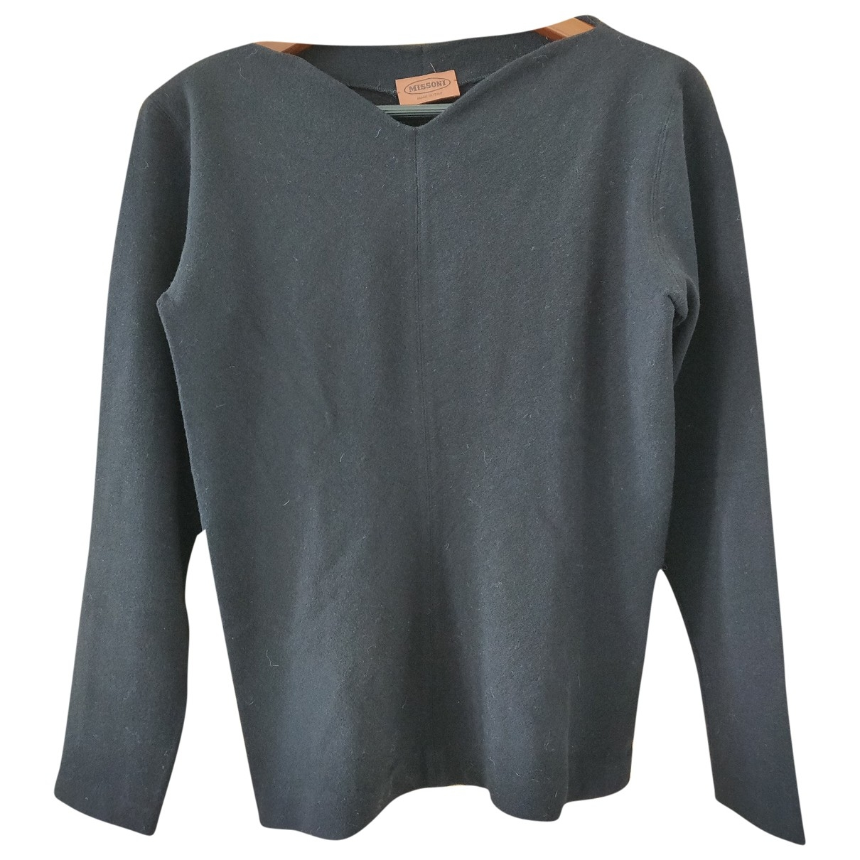 Missoni \N Black Wool  top for Women 44 IT