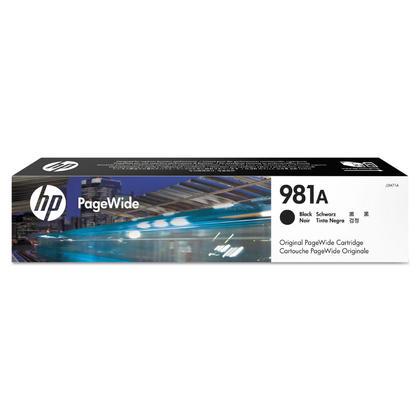 HP 981A J3M71A Original Black PageWide Ink Cartridge