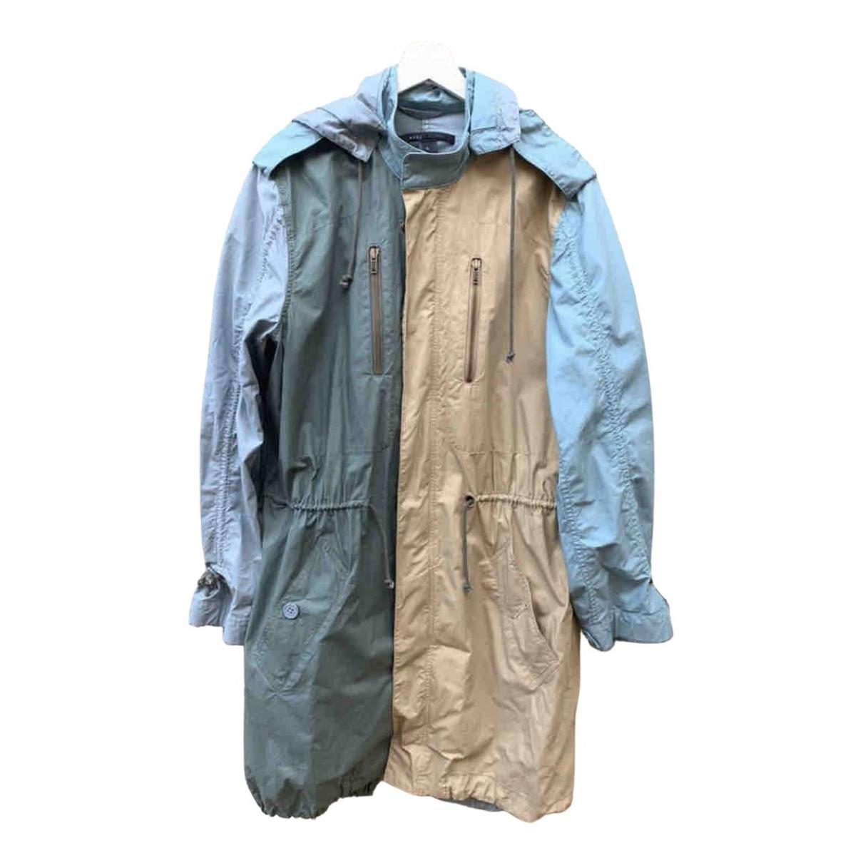 Marc Jacobs - Manteau   pour homme en coton - multicolore