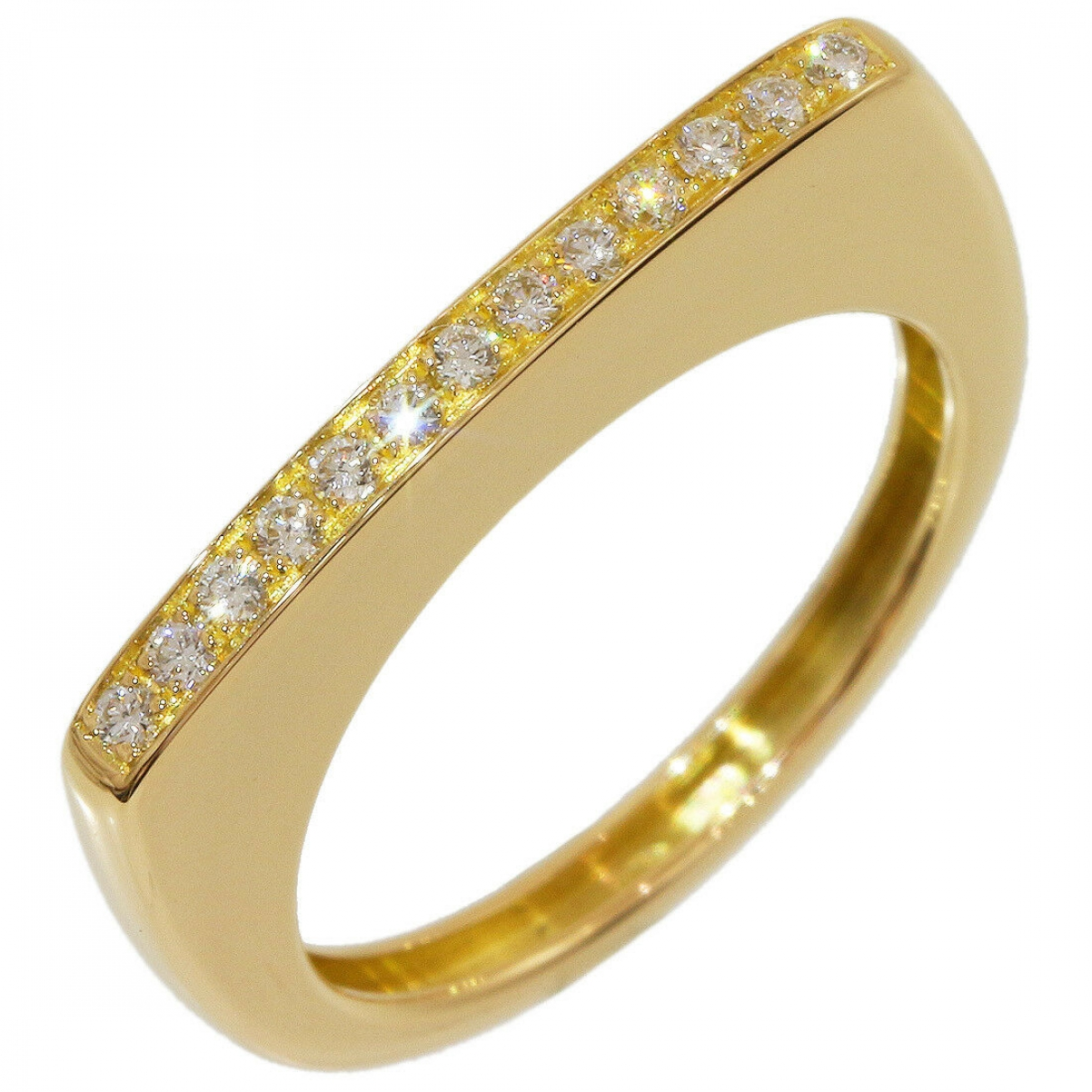 Fred Success Ring in Gelbgold