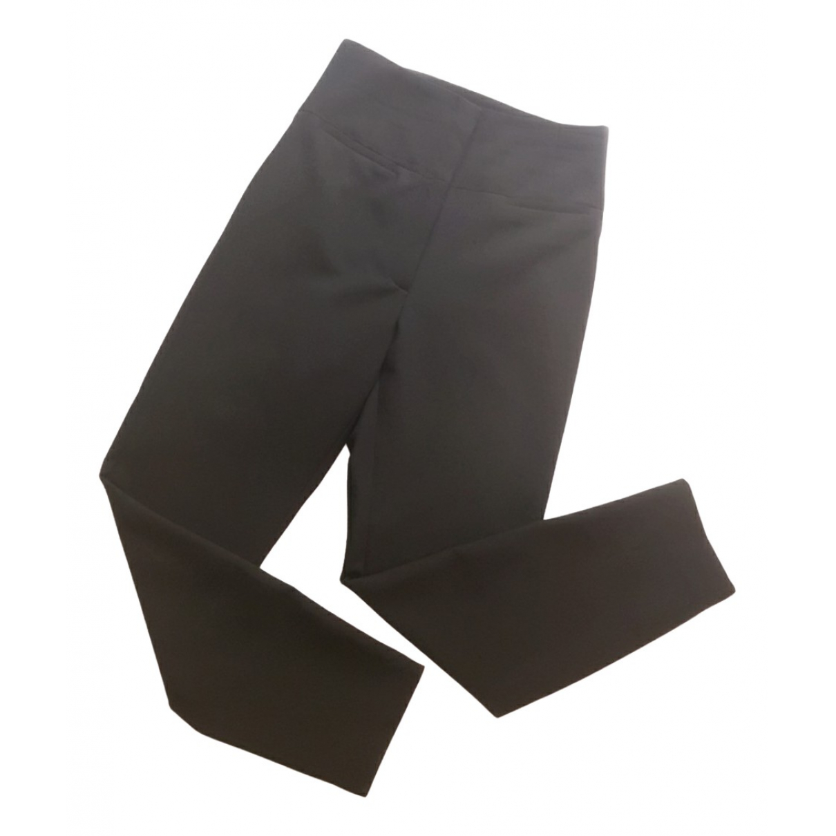 Zara \N Black Trousers for Women M International