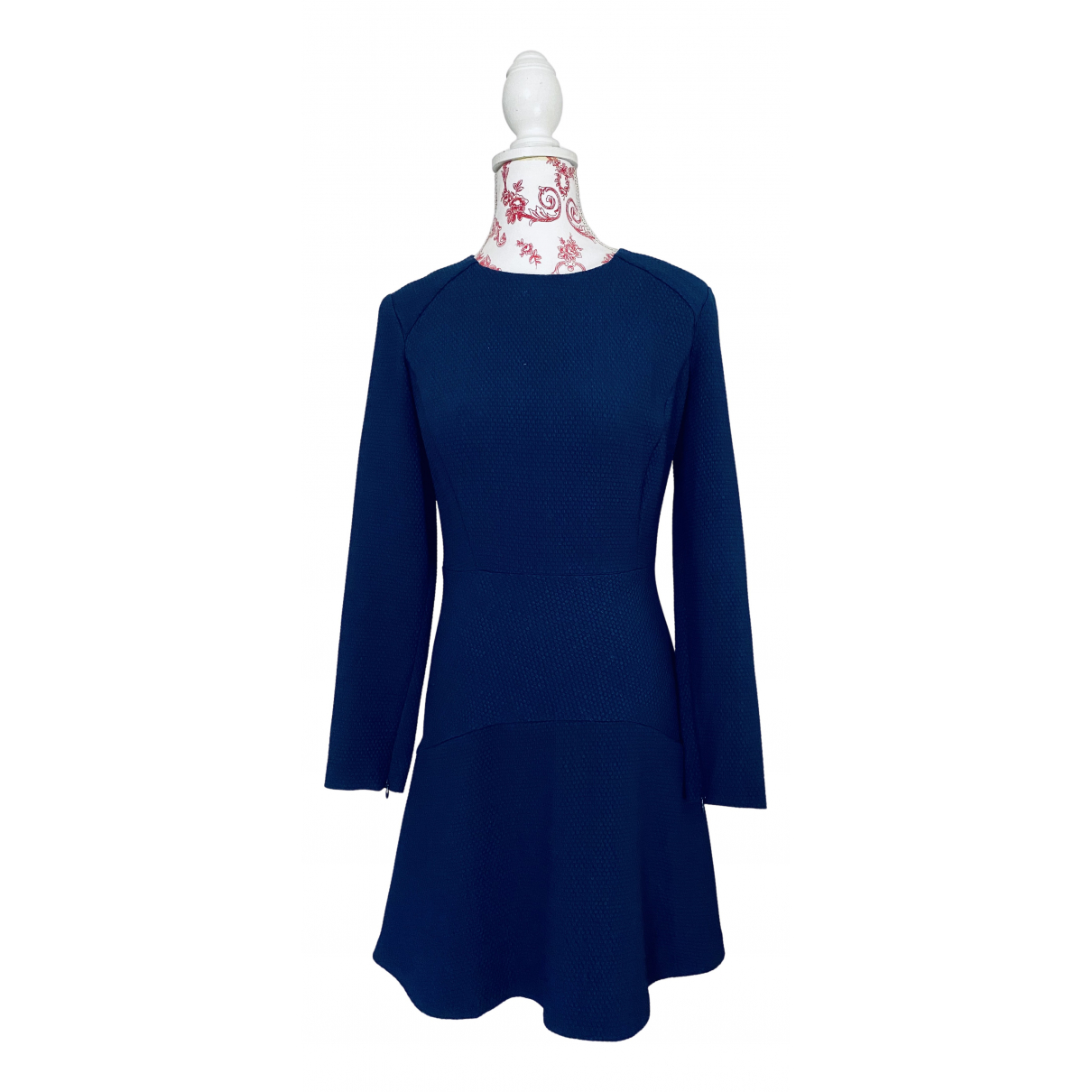 Sandro N Blue dress for Women 38 IT