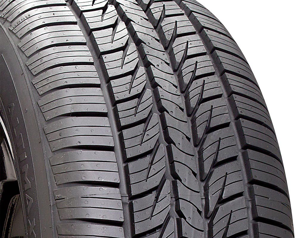 General Tires 15570480000 Altimax RT43 Tire 235/40 R19 96V XL BSW