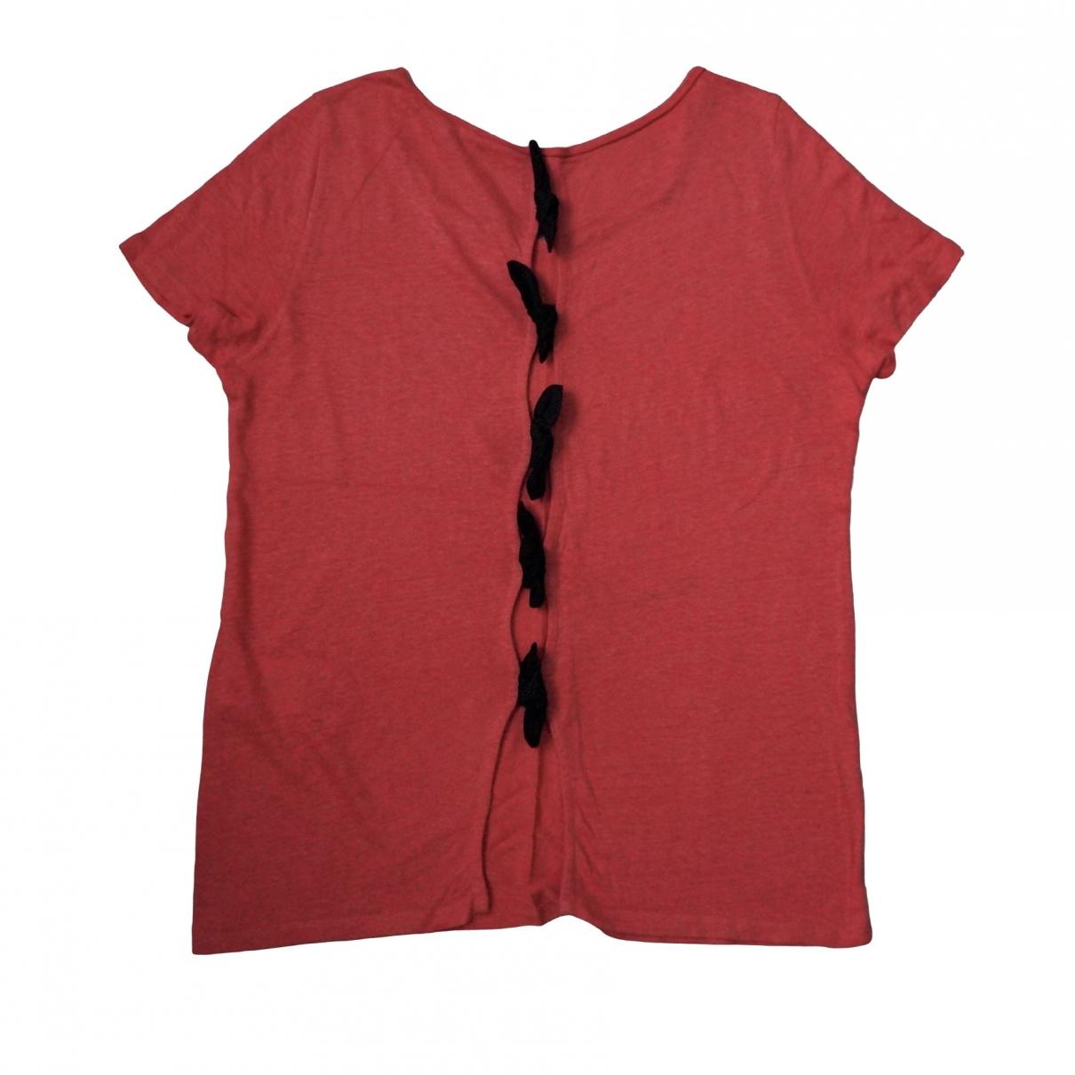 Camiseta de Lino Claudie Pierlot