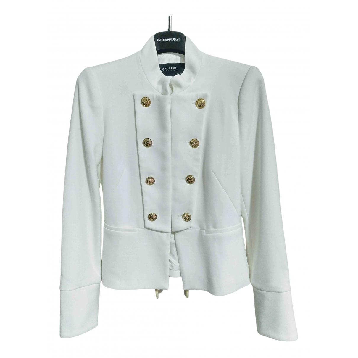 Zara N White jacket for Women XS International