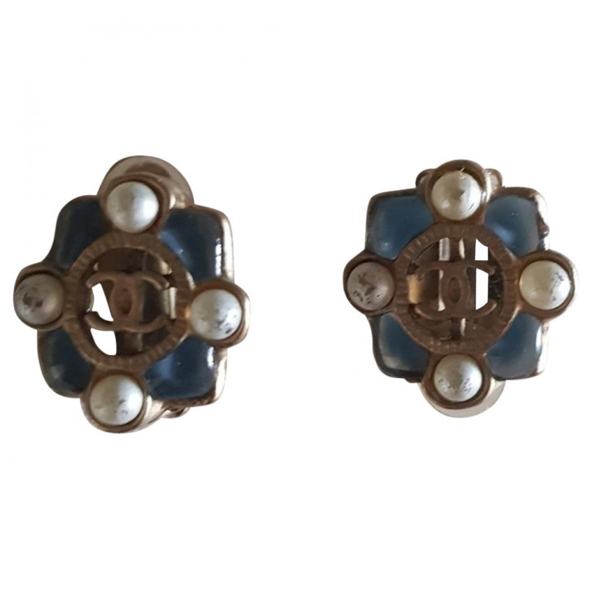 Chanel \N Metal Earrings for Women \N