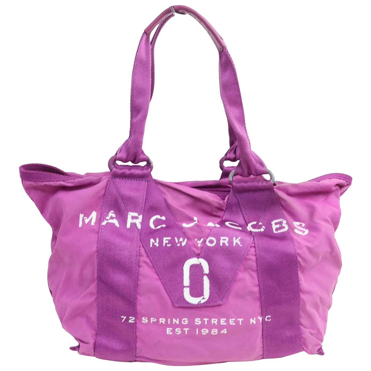 Bolso  de Lona Marc Jacobs