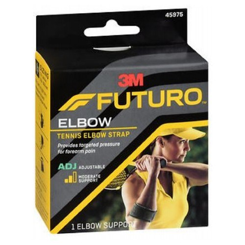 Tennis Elbow Strap Adjustable Moderate each by Futuro