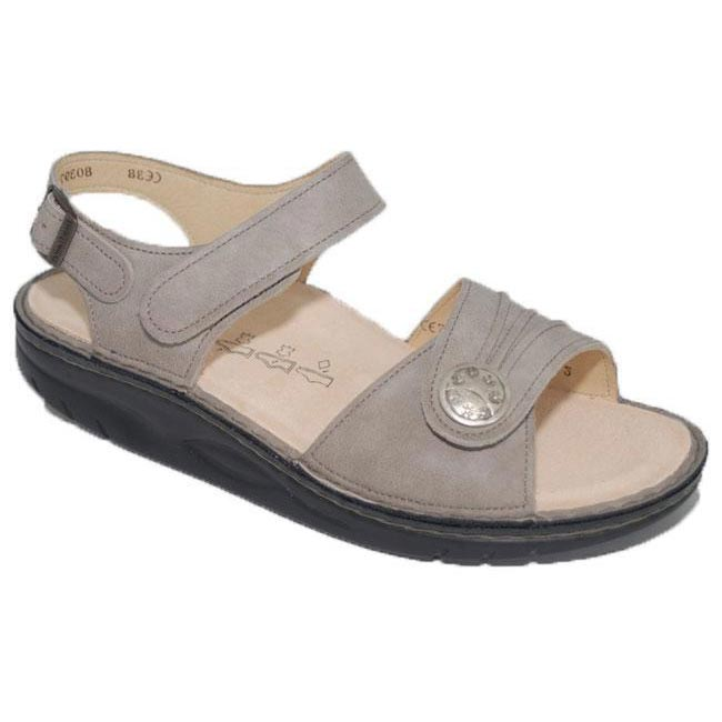 Finn Comfort Sausalito Rock Leather Soft Footbed 39
