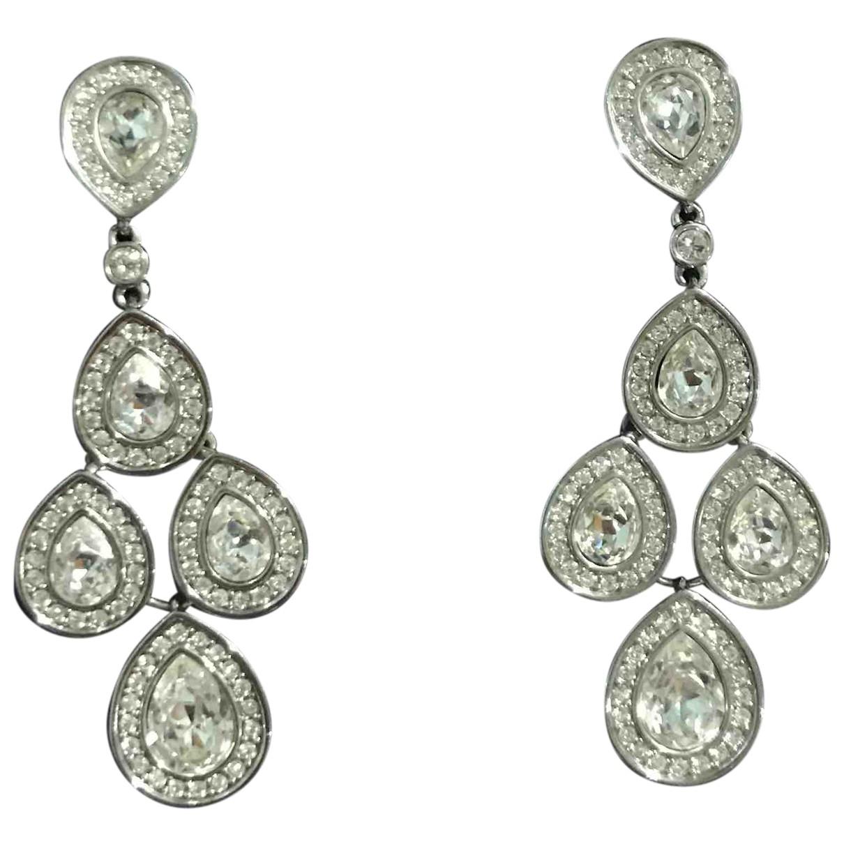 Swarovski N Silver Silver Earrings for Women N
