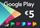 Google Play €5 AT Gift Card