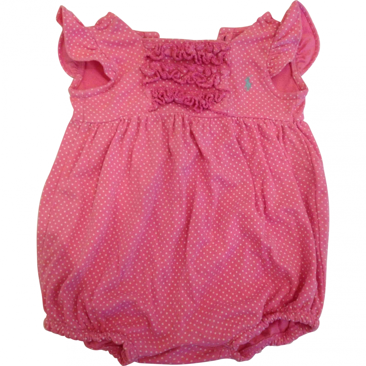 Ralph Lauren \N Pink Cotton Outfits for Kids 6 months - until 26.5 inches UK