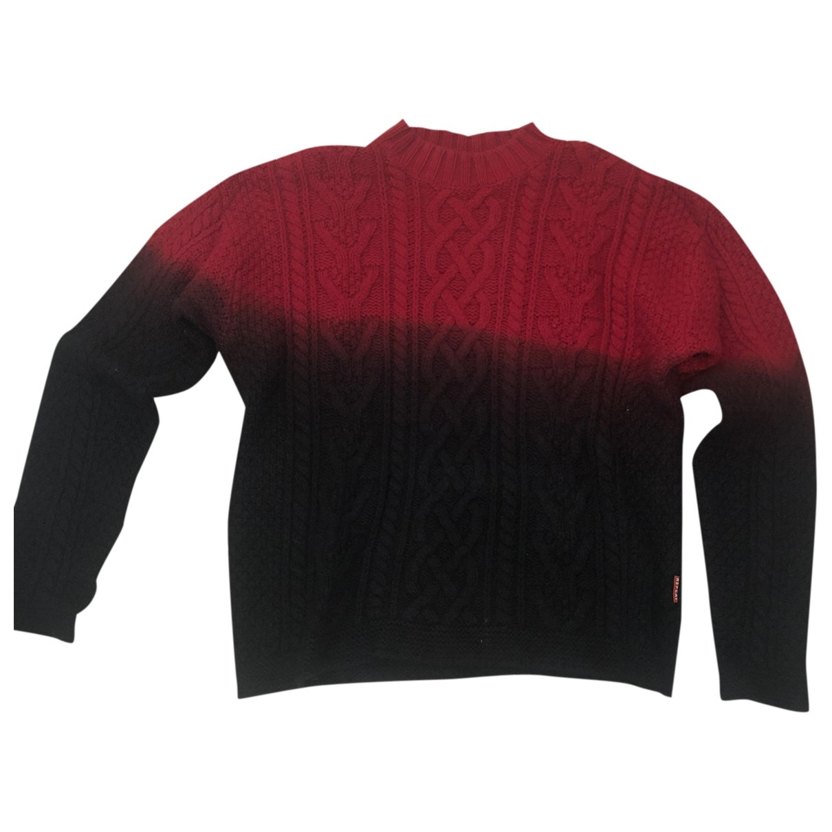Replay \N Pullover.Westen.Sweatshirts  in  Rot Wolle