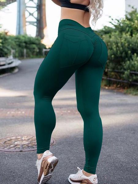 Milanoo Women Yoga Pants Stretchy Workout Leggings