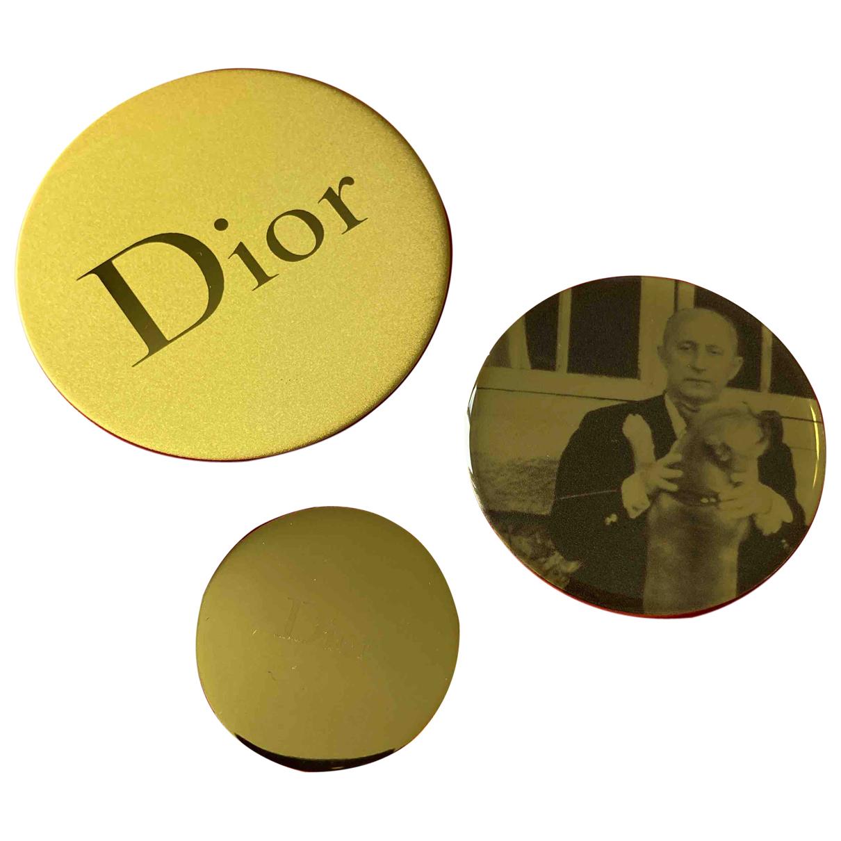 Broche en Metal Dior