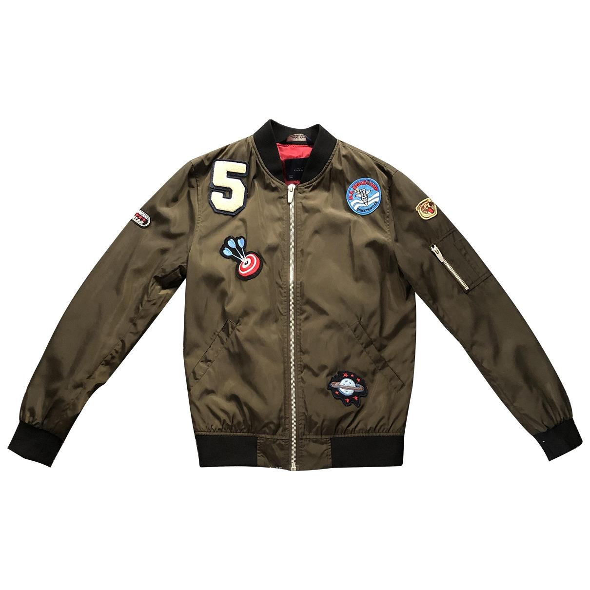 Zara \N Green jacket  for Men S International