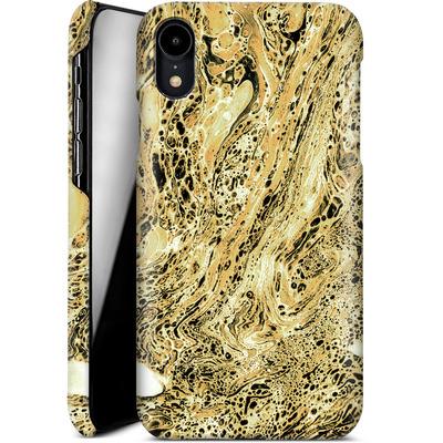 Apple iPhone XR Smartphone Huelle - Marbled Sand von Amy Sia