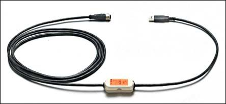 ifm electronic IO-Link Interface for use with FDT Framework Software IFM Container or Software LINERECORDER Sensor