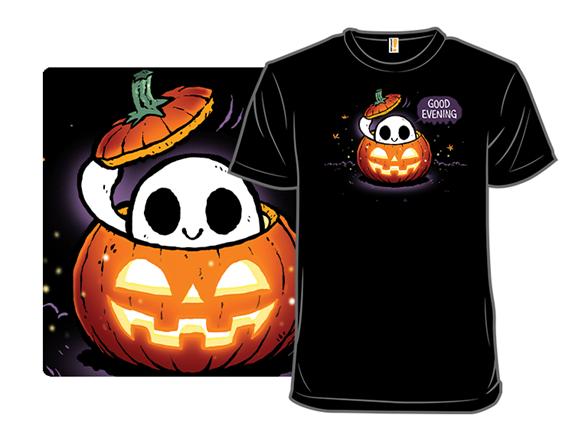 Ghost Light T Shirt