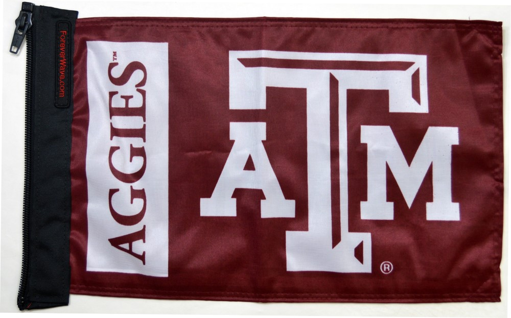 Forever Wave 5126 Texas A&M Flag