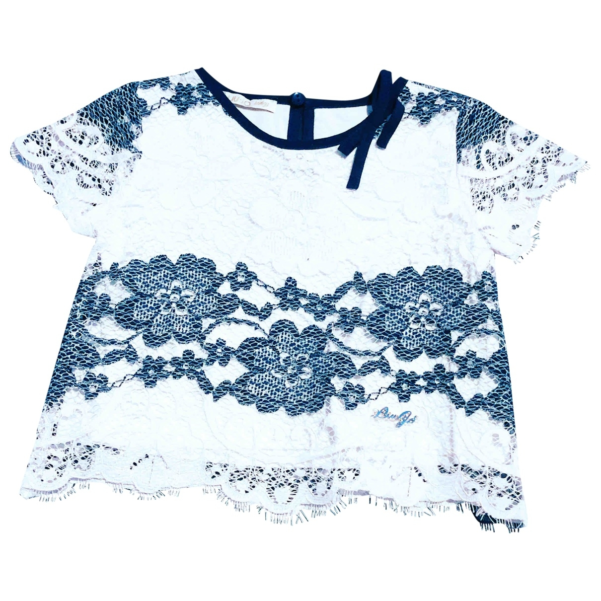 Liu.jo \N White Lace  top for Kids 2 years - up to 86cm FR