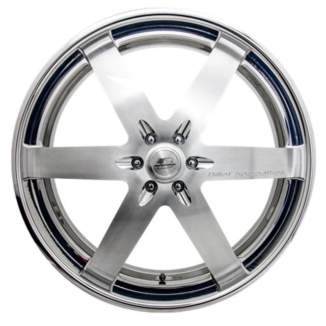 Billet Specialties DT72285Custom BLVD 72 Wheels 20x8.5