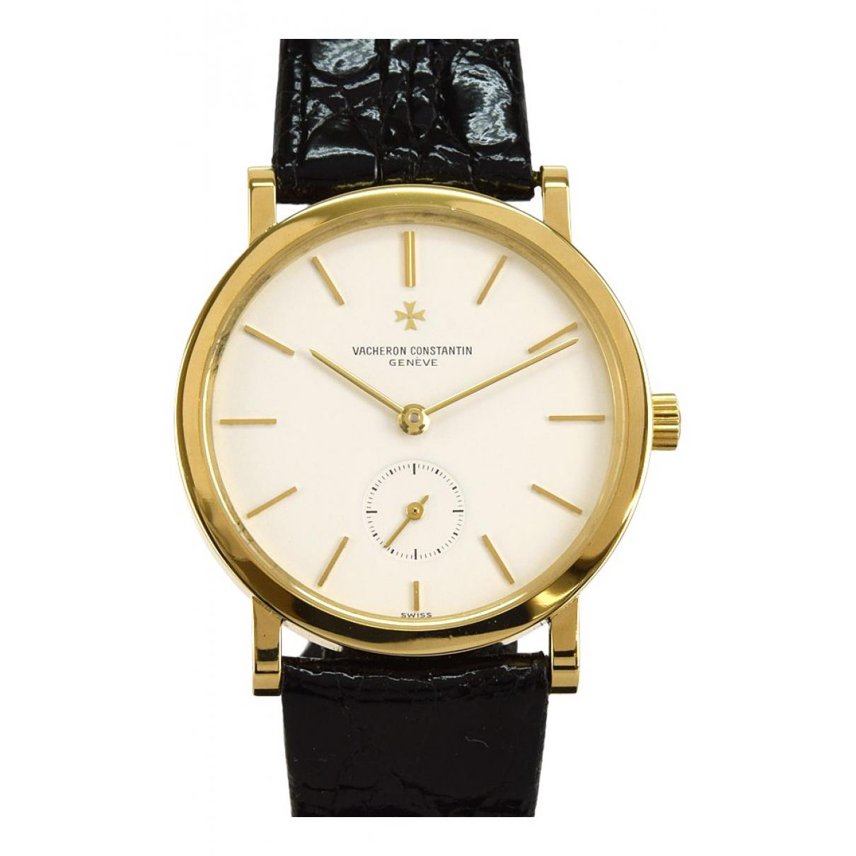 Relojes Vintage de Oro amarillo Vacheron Constantin