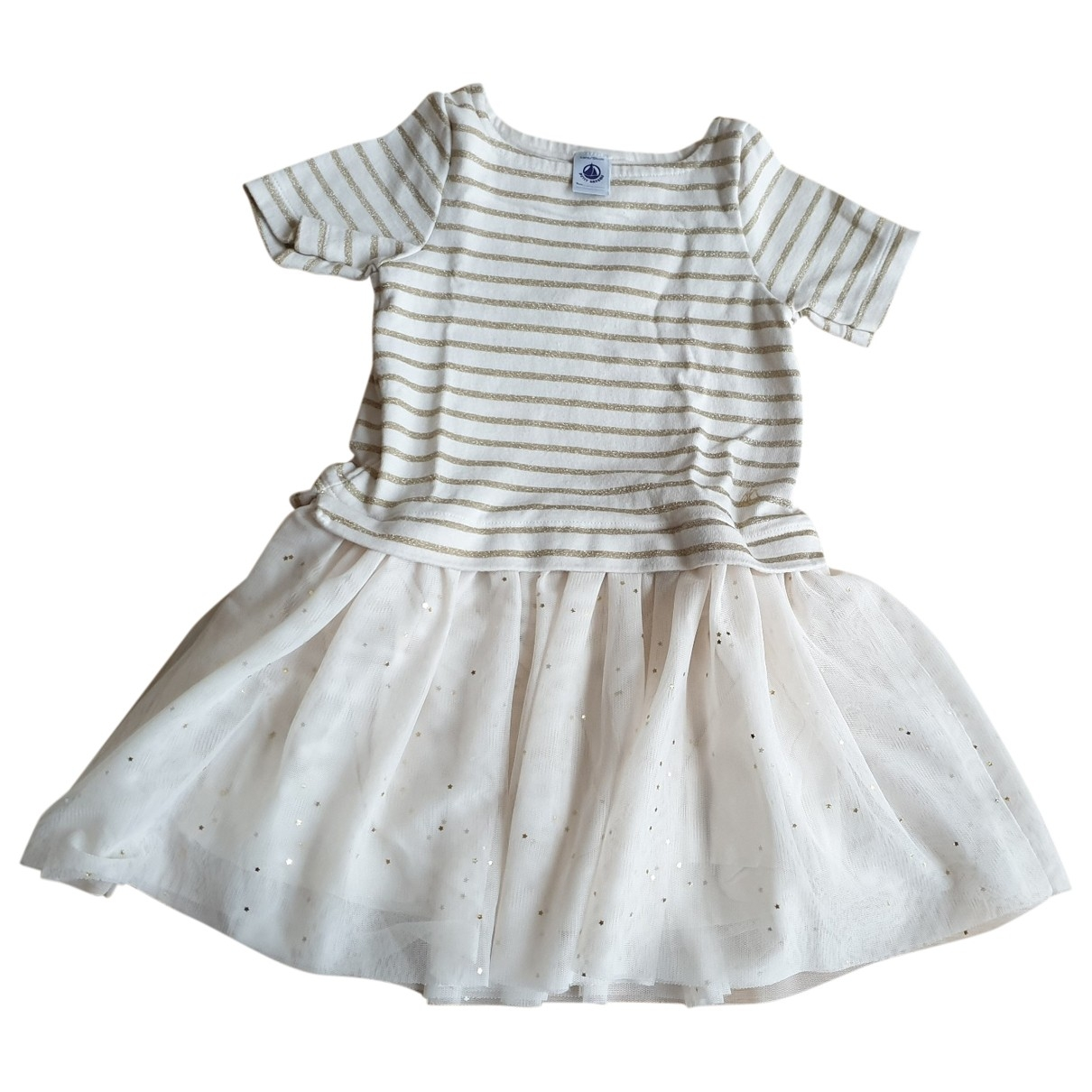 Petit Bateau \N Cotton - elasthane dress for Kids 4 years - up to 102cm FR