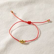 1pc Beaded Code Bracelet