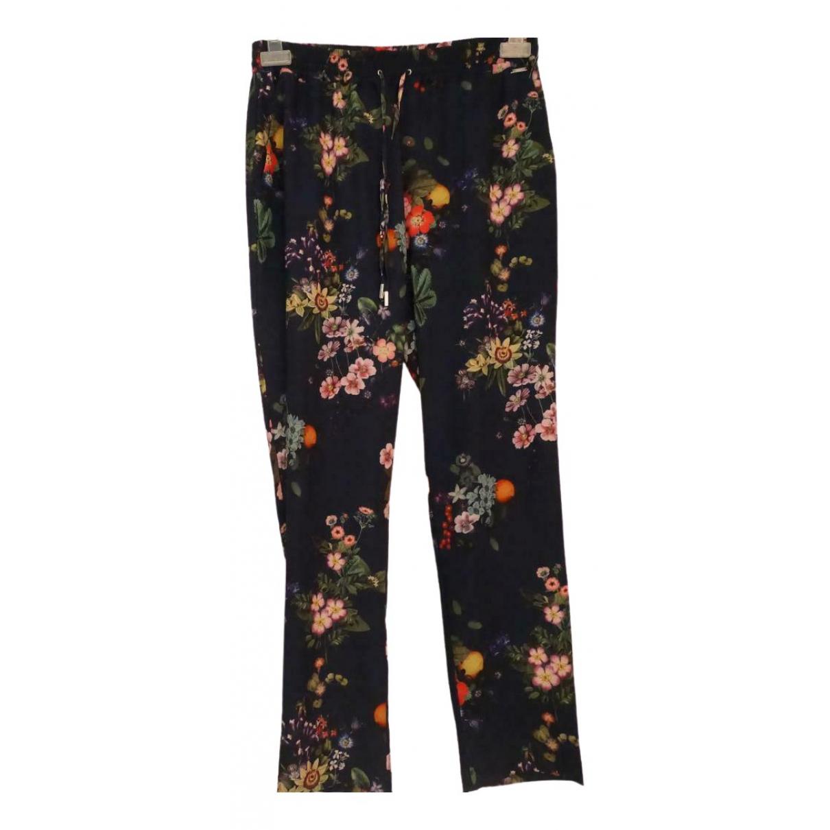 Pantalon en Sintetico Multicolor Liu.jo