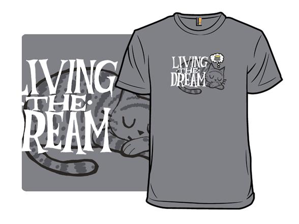 Kitty Dreams T Shirt