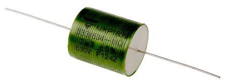 Vishay 3.3μF Polypropylene Capacitor PP 800V dc ±5% Tolerance Through Hole MKP 1839 HQ Series