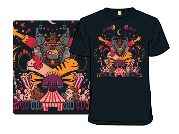 The Midnight Circus T Shirt
