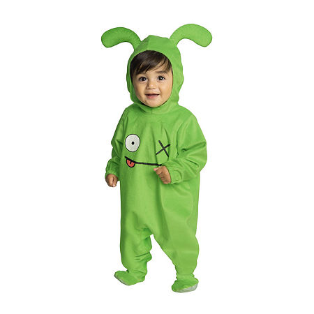 Ugly Dolls Ox Infant Costume Boys Costume, 6-12 Months , Green
