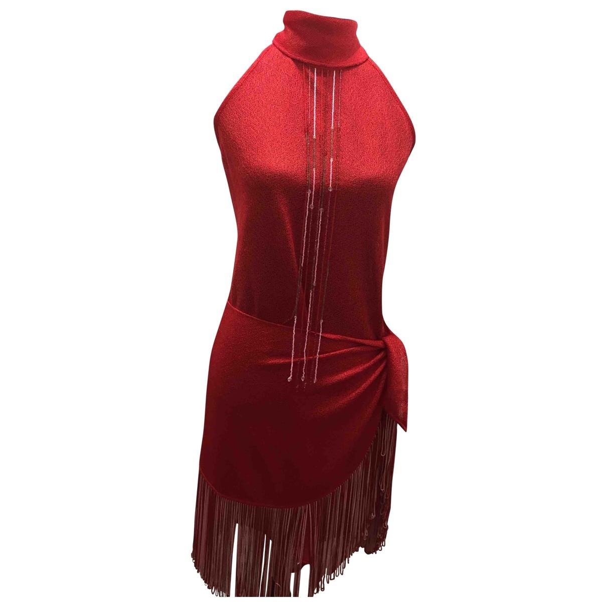 La Perla \N Red dress for Women 44 IT