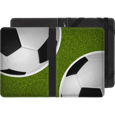 Sony Reader PRS-T1 eBook Reader Huelle - Two Footballs von caseable Designs