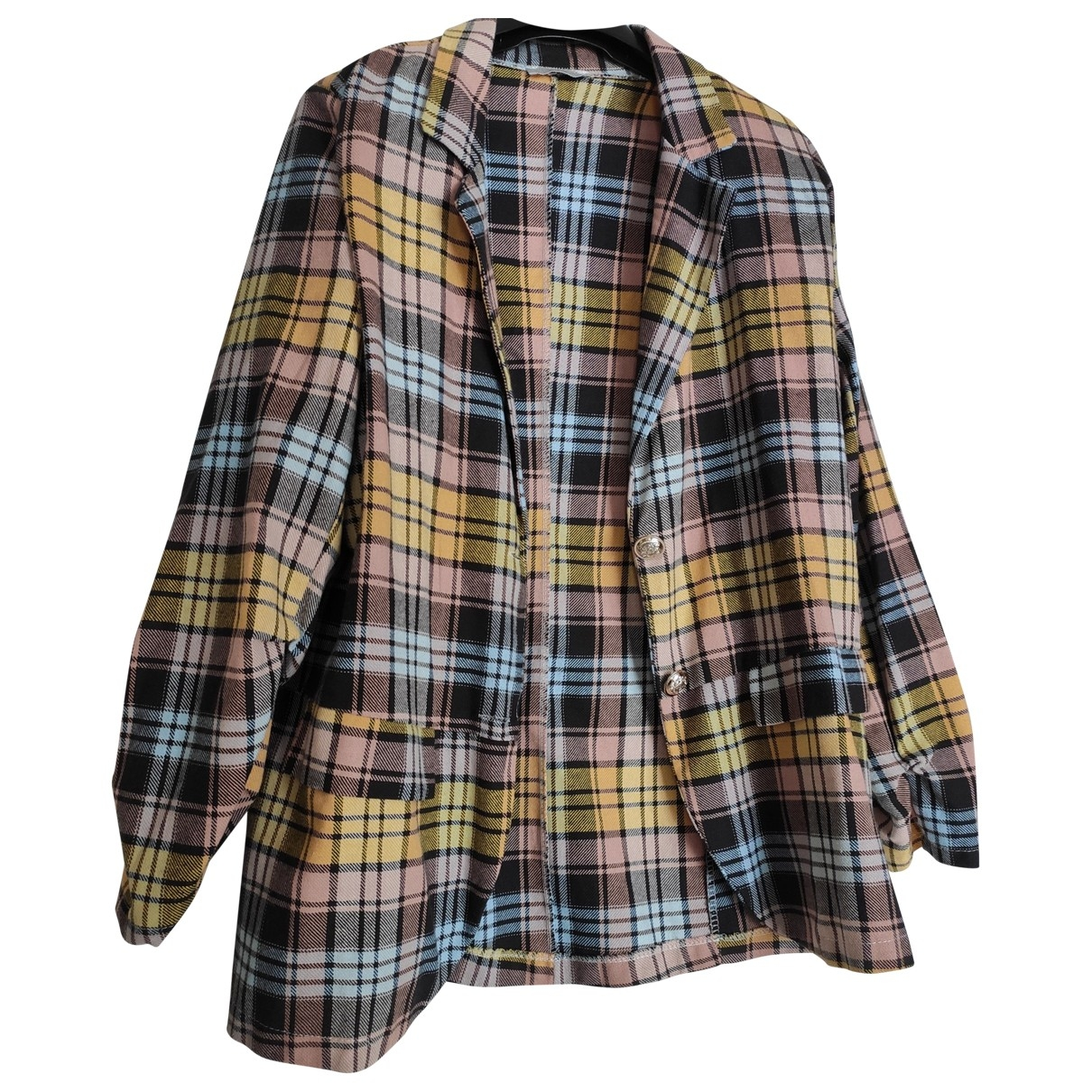 Non Signé / Unsigned \N Multicolour jacket for Women M International