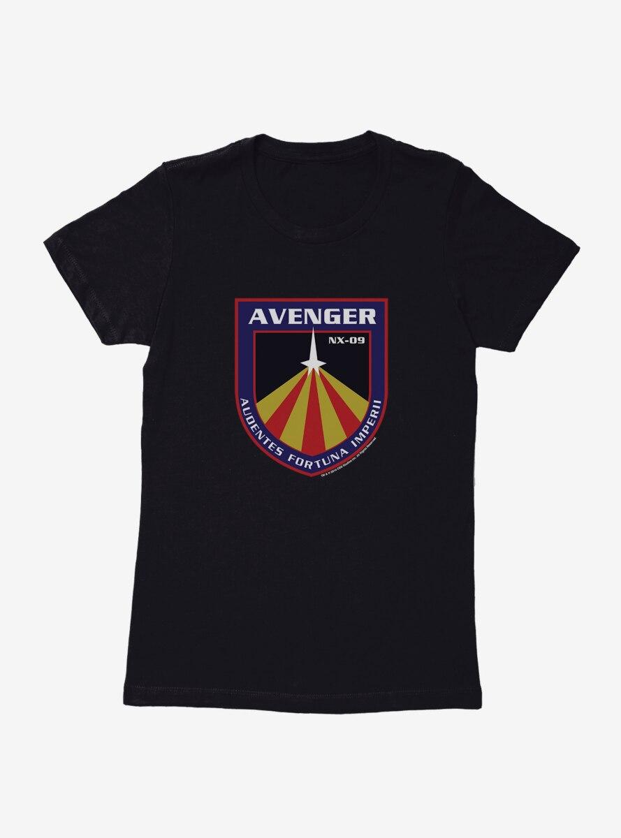 Star Trek Imperial Starship Avenger Womens T-Shirt