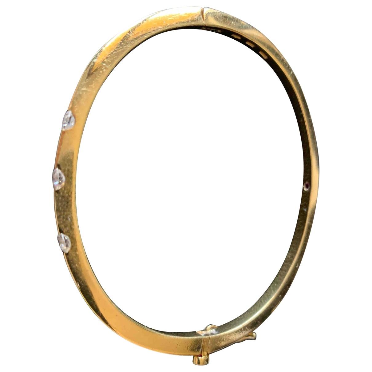 Roberto Coin \N Gold Yellow gold bracelet for Women \N