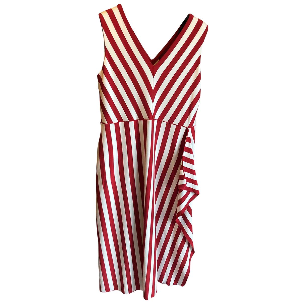 Max Mara Studio \N Red dress for Women L International