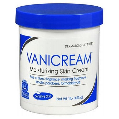 Moisturizing Skin Cream 16 Oz, Sensitive Skin by Vanicream