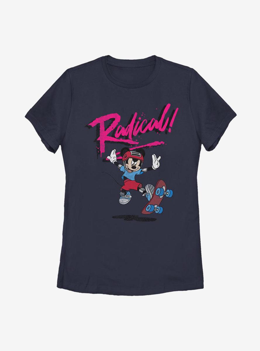 Disney Mickey Mouse Rad Mickey Womens T-Shirt